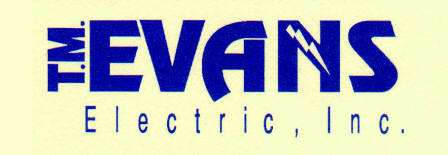 Evans Electric Logo